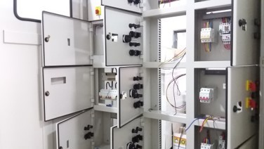 Design & Manufacturing Electrical Control Panel & Switch Board (EPCC)
