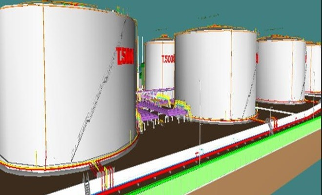 Tanjung Langsat Fuel Oil Tank Farm