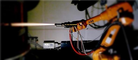 Thermal Spray System Malaysia